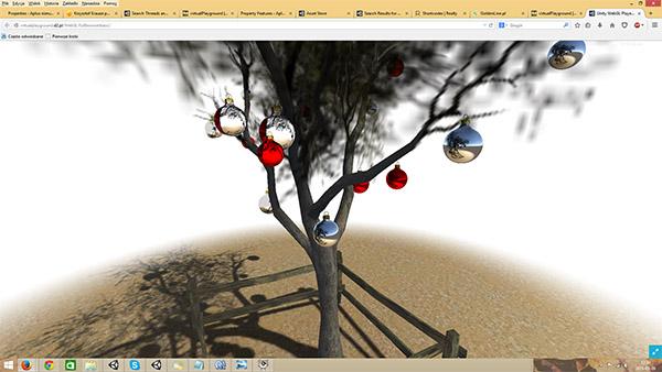 Full browser WebGL unity3d template | virtualPlayground